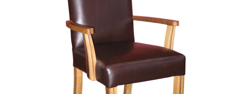 Cabernet carver dining chair